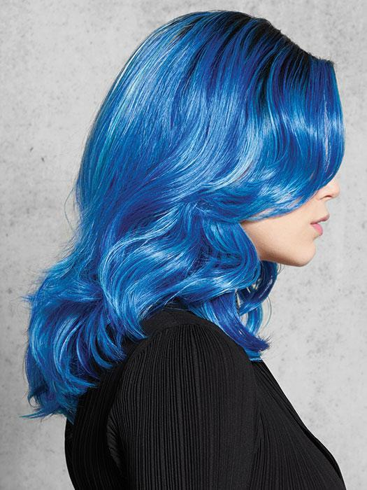 Blue Waves will have you crushing it in the hair department.