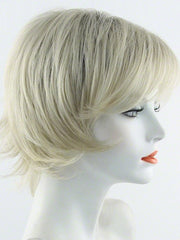 CHAMPAGNE-R | Rooted Dark Blonde with Platinum Blonde Blended Base