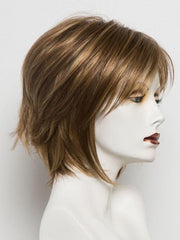 COPPER GLAZE R | Rooted Dark Bronzed Brown with Red Gold Highlights