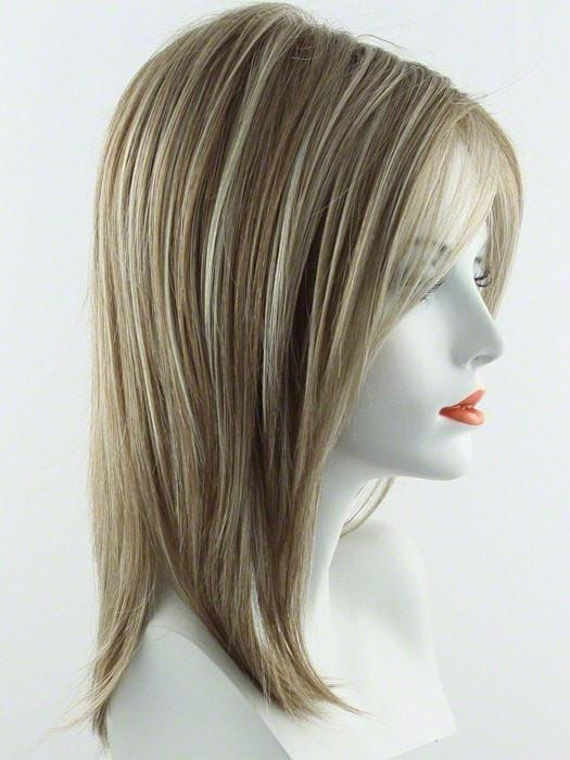 STRAWBERRY SWIRL | Honey Blonde and Platinum Blonde evenly blended