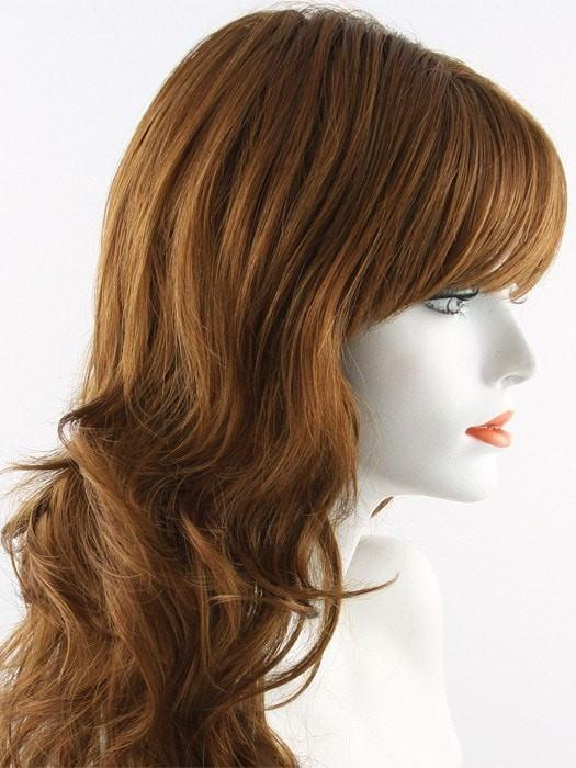 BURNT SIENNA R | Medium Auburn with Dark Brown roots