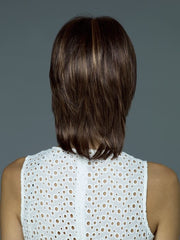 Longer neckline provides style and coverage | Color: Marble Brown