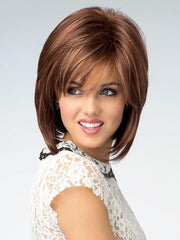CAMERON by Rene of Paris in AUBURN SUGAR | Auburn with Medium Auburn Base with Dark Strawberry Blonde Highlights