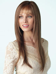 STEVIE by Amore in HONEY WHEAT | Light Brown Base with Honey Blonde Highlights