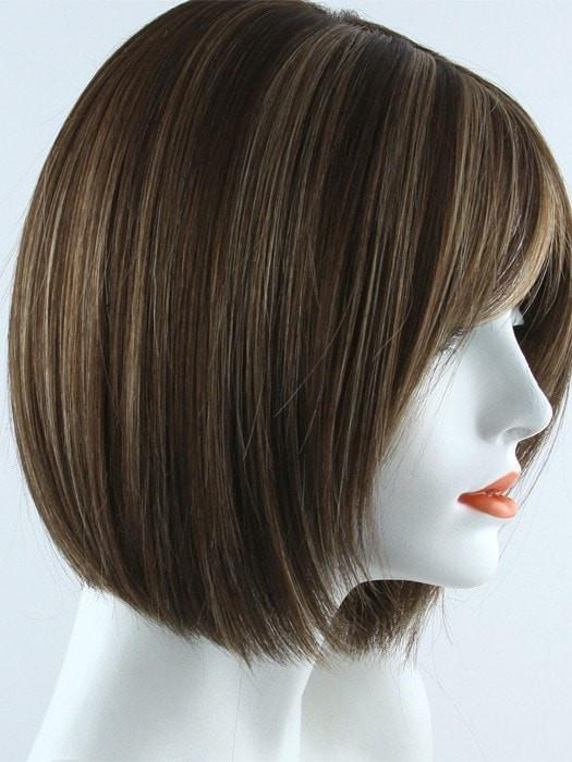 AUBURN SUGAR | Auburn with Medium Auburn Base with Dark Strawberry Blonde Highlights