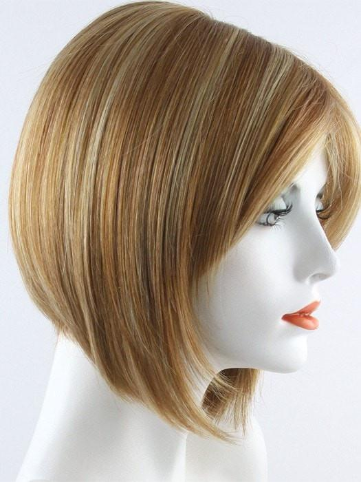 APRICOT FROST | Bright Copper Base with Strawberry Blonde Highlights