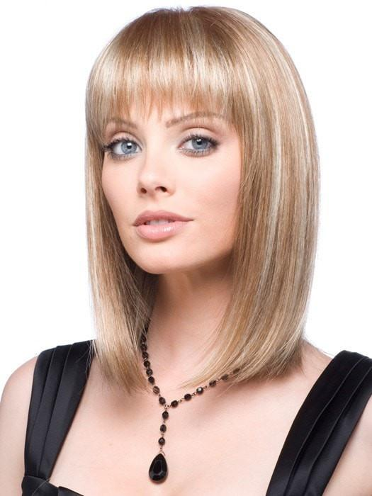 TATUM by Amore in STRAWBERRY SWIRL | Honey Blonde Evenly Blended with Platinum Blonde