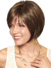 Amore Cassidy Wig : Double Monofilament | Color Almond-Rocka-R