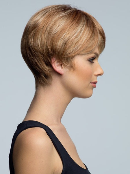 Short Top Piece By Amore Toppiece Topper Wigs Com