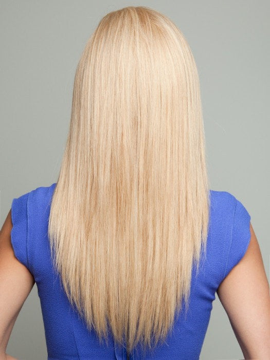 Charlotte Straight By Amore  Remy Human Hair  Wigs  The Wig Experts