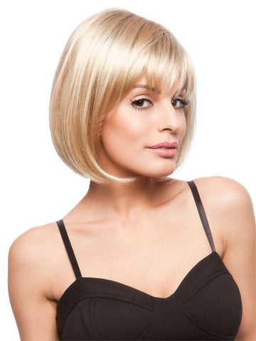 SCORPIO by Revlon in 8-263R CREAM BRULEE | Medium Golden Blonde with Light Blonde highlights and a Medium Brown root