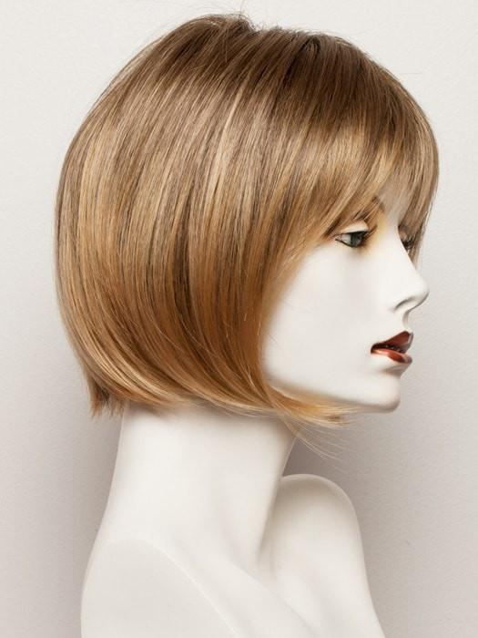 SUNNY-SPICE | Medium Golden Blonde with Light Ginger lowlights