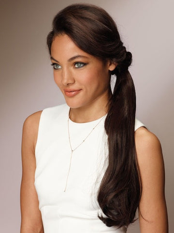 Wrap-N-Wear Ponytail by Revlon | Color: Dark Brown