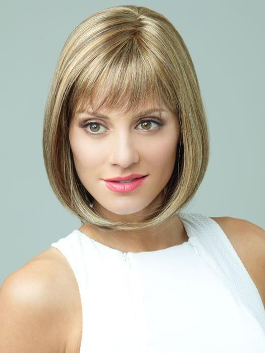 Revlon Petite Portia Wig : Capless Bob | Color 10/140T (Pralines and Cream)