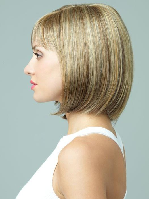 With the pre-styled synthetic hair, this popular style is ready-to-wear!