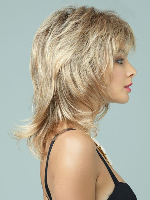 Nina by Revlon Wigs : Color 4-24/18T (Sunny Spice)
