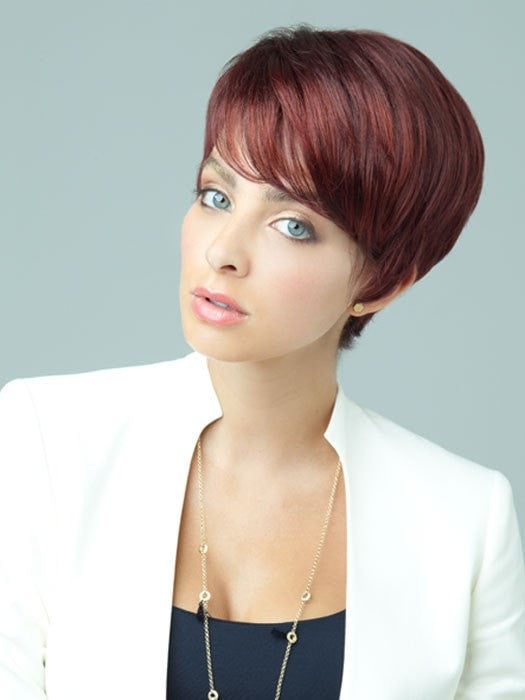 Teagan by Revlon Wigs : Color 33/32C (Cherry Cola)