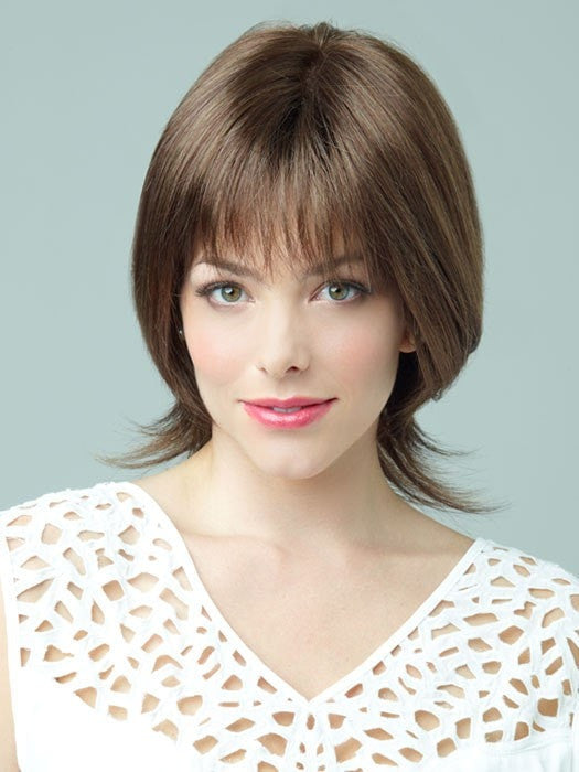 Revlon Wigs Spencer Wig : Monofilament Top | Color 10R (Walnut)
