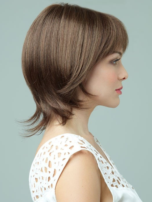 Revlon Wigs Spencer : Layered Cut | Color 10R (Walnut)