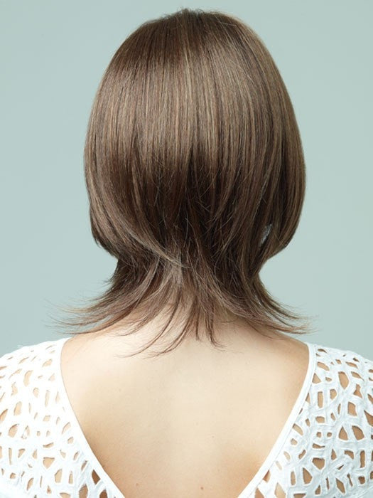 Revlon Wigs Spencer : Back View | Color 10R (Walnut)