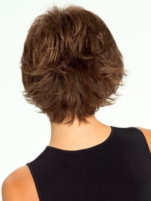 Revlon Wigs Paisley : Back View | Color 10R (Walnut)