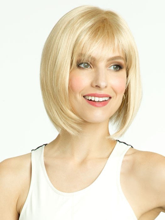 Revlon Wigs Ricky Wig : Monofilament Top | Color 263R (Golden Glaze)