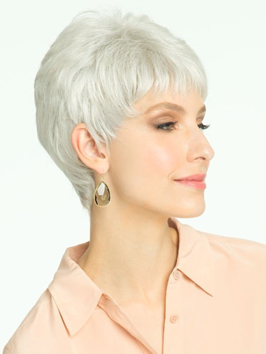 Revlon Wigs Valentina : Short Layered | Color 60R (Snowflake)