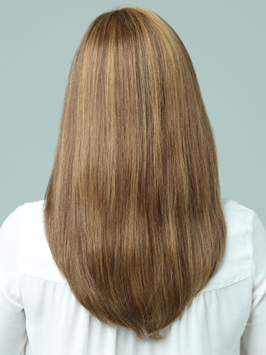 Lily by Revlon Wigs : Back View | Color HONEY-BROWN