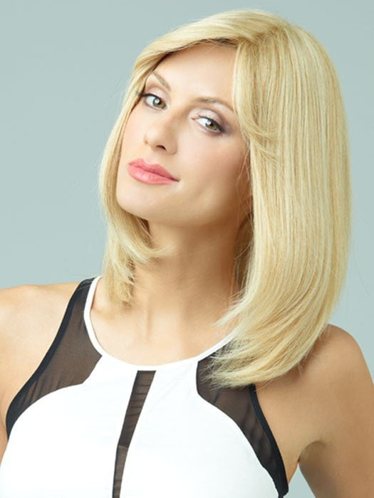Sawyer by Revlon Wigs : Monofilament Top | Color MOONLIGHT-BLONDE