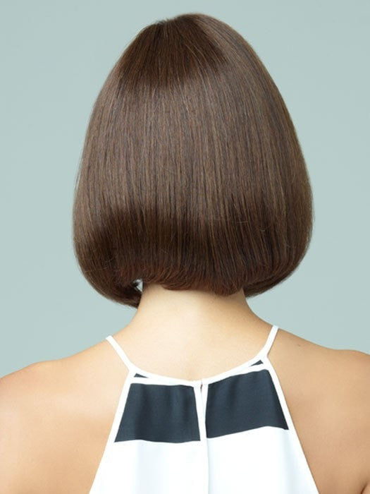 Revlon Wigs Paloma : Back View | Color DARK-CHOCOLATE