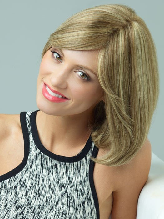 Revlon Wigs Paloma: Monofilament Top | Color HAZEL-BROWN