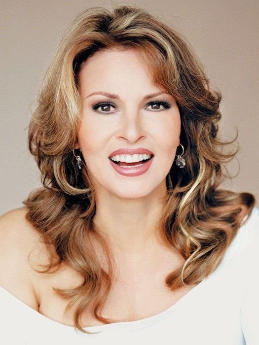 18 inch Human Hair Clip-In Extensions by Raquel Welch
