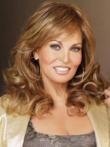 ALWAYS by Raquel Welch in RL30/27 CINNABAR | Medium Dark Auburn Evenly Blended with Medium Light Auburn