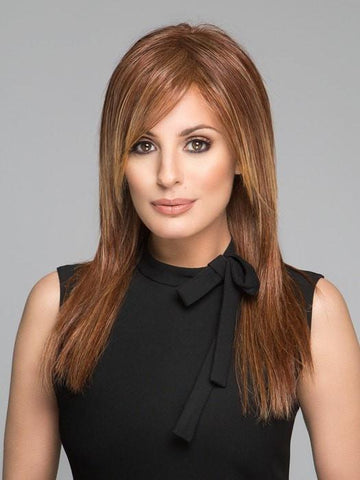 ALWAYS by Raquel Welch in RL31/29 FIEREY COPPER | Medium Light Auburn Evenly Blended with Ginger Blonde