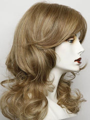 Color RL14/25 = Honey Ginger: Dark Golden Blonde With Light Gold Blonde Highlights