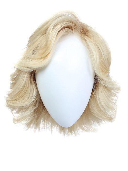 The Art of Chic | Remy Human Hair Lace Front Wig (Hand-Tied)