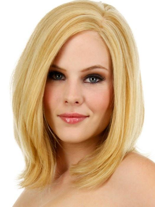 BEGUILE by Raquel Welch in R25 GINGER BLONDE | Medium Golden Blonde with Subtle Blonde Highlights
