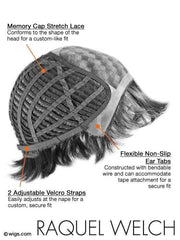 Memory Cap Base Construction | Breathable, Lightweight and Comfortable Fit.