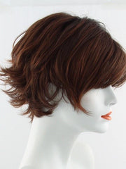 SS130 DARK COPPER | Bright Reddish Brown with Subtle Copper Highlights and Dark Roots