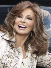 Camera Ready by Raquel Welch: Color R3025S+ Glazed Cinnamon (Medium Reddish Brown with Ginger hightlights)