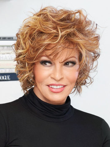 CHIC ALERT by Raquel Welch in RL29/25 GOLDEN RUSSET | Ginger Blonde Evenly Blended with Medium Golden Blonde