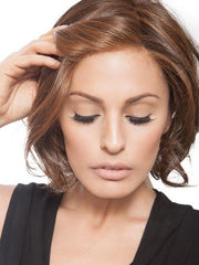 Sheer Indulgence lace front that creates a natural looking hairline
