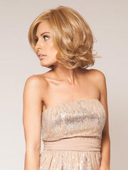 CROWED PLEASER WIG Raquel Welch in HONEY GINGER | Dark Blonde Evenly Blended with Medium Golden Blonde
