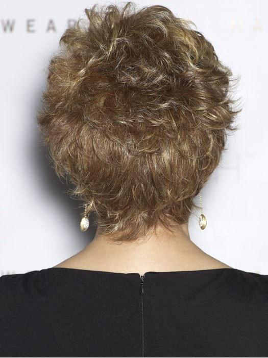 CENTER STAGE by Raquel Welch in R14/25 HONEY GINGER | Dark golden blonde with light gold highlights