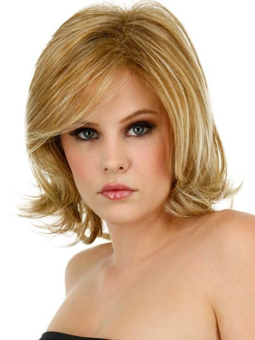 EMBRACE by Raquel Welch in RL14/22 PALE GOLD WHEAT | Warm Medium Blonde