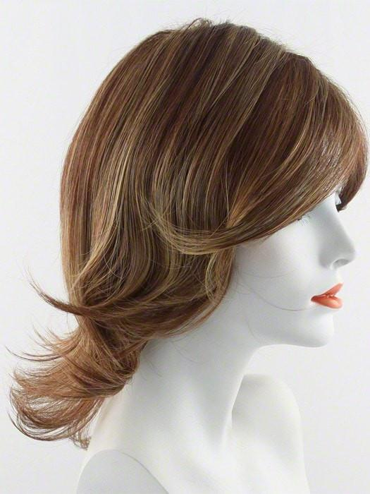 RL31/29 FIEREY COPPER | Medium Light Auburn Evenly Blended with Ginger Blonde