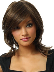 Color R10 Chestnut (Rich Dark Brown with Coffee Brown highlights all over)