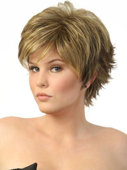 FASCINATION by Raquel Welch in RL11/25 GOLDEN WALNUT | Medium Light Brown Evenly Blended with Medium Golden Blonde