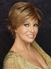 FASCINATION by Raquel Welch in RL31/29 FIEREY COPPER | Medium Light Auburn Evenly Blended with Ginger Blonde