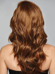 Loose curls, softly waved layers and a luxurious length that cascades below mid-back